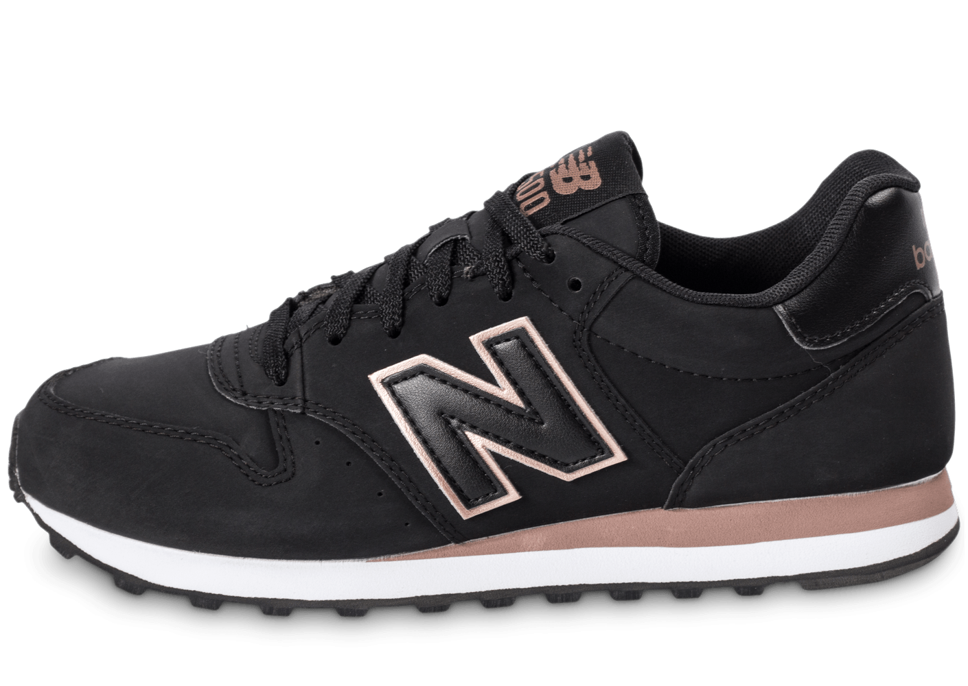 new balance gw 500 br noire chaussures femme chausport. Black Bedroom Furniture Sets. Home Design Ideas