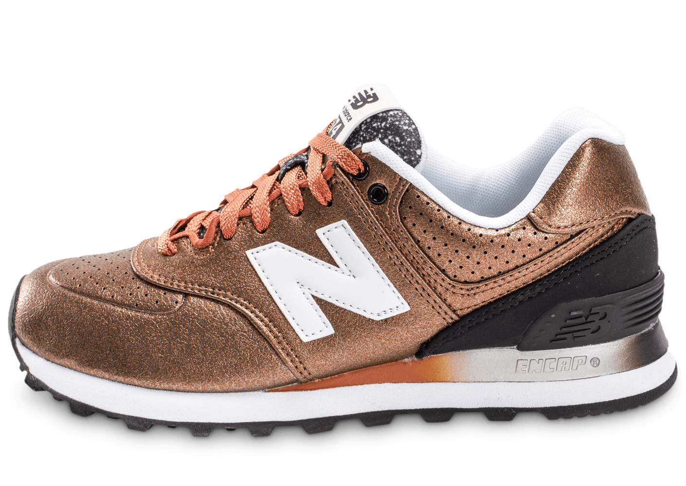 new balance femme couleur or