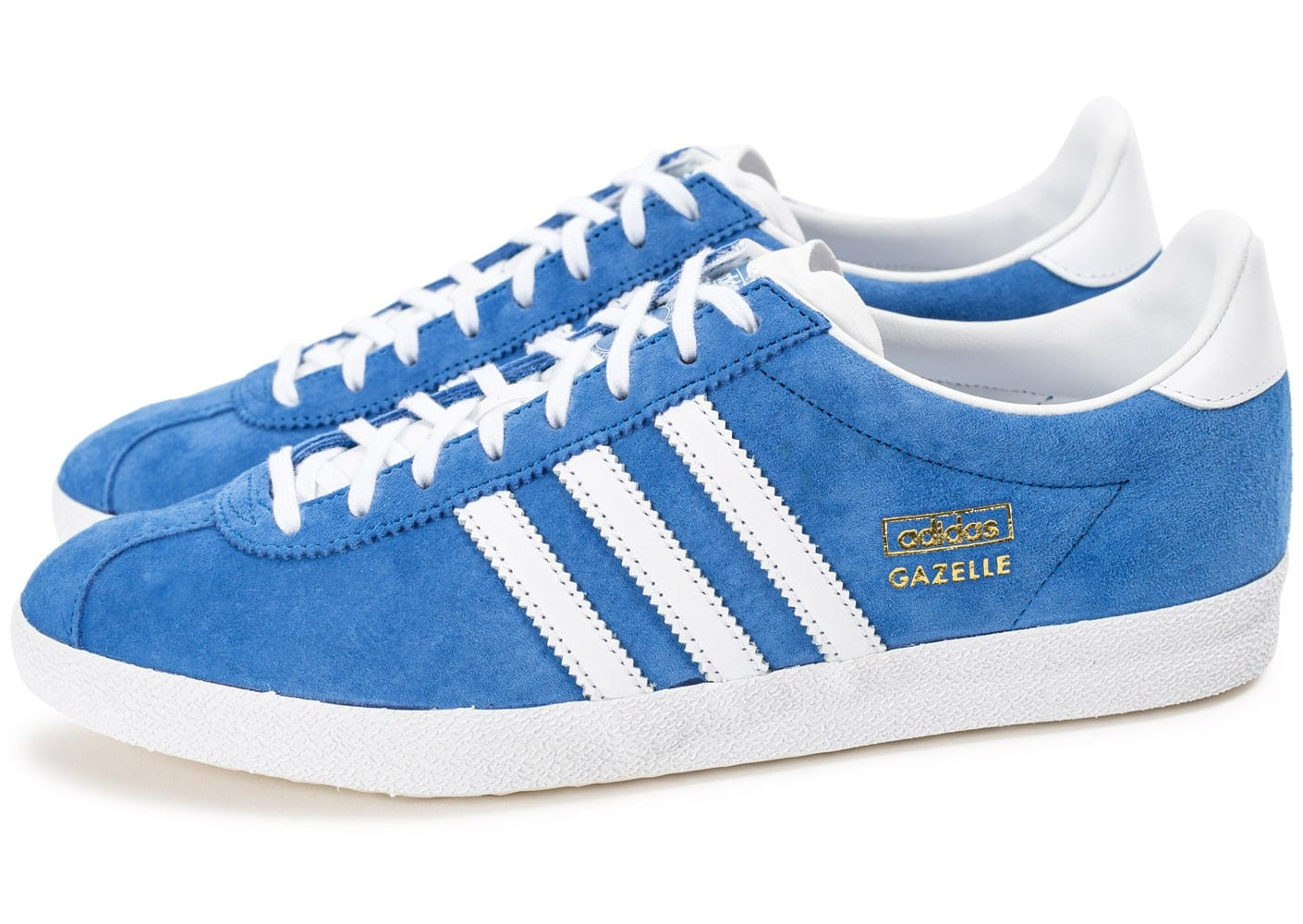 adidas gazelle og bleu ciel chaussures homme chausport. Black Bedroom Furniture Sets. Home Design Ideas