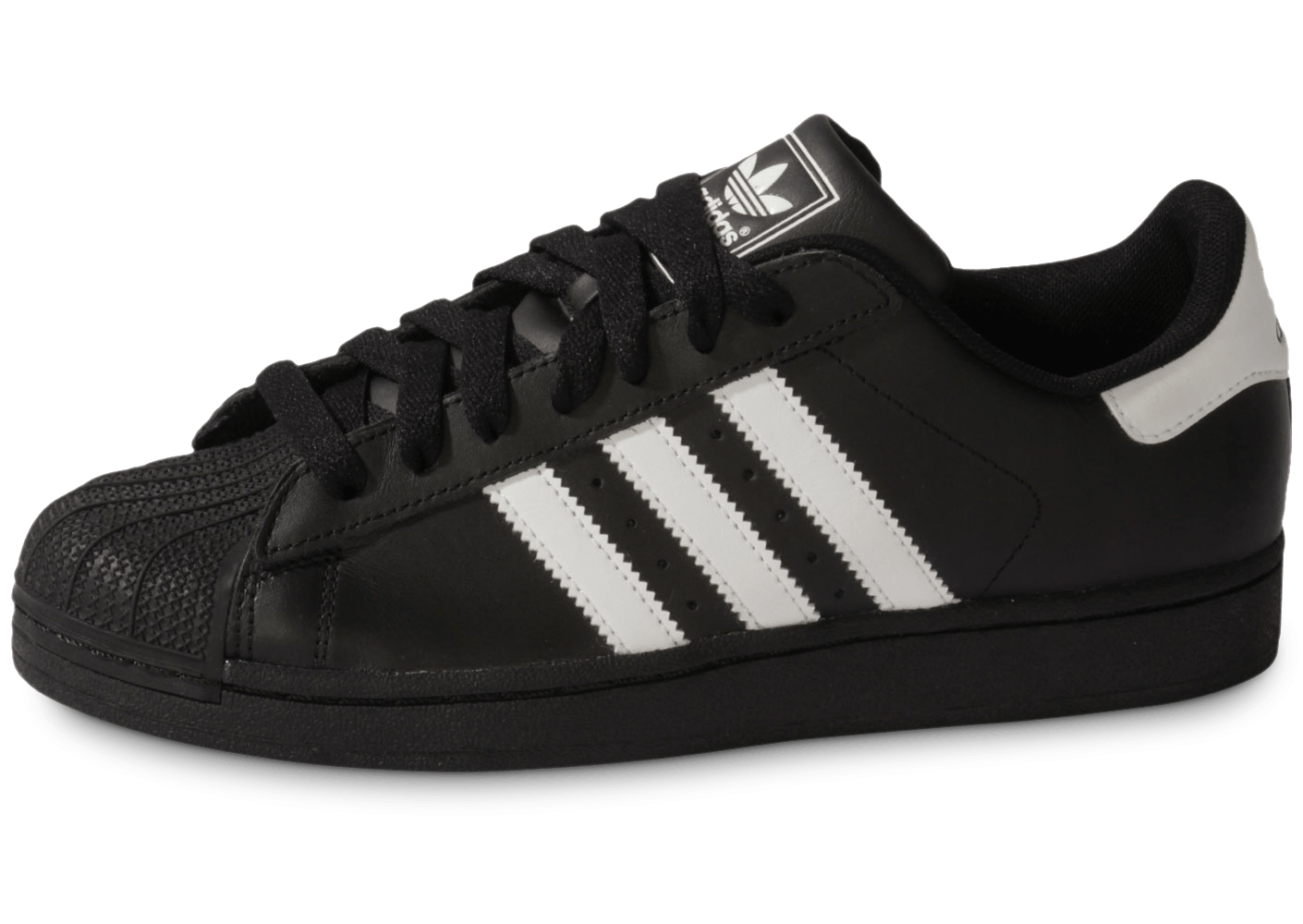 adidas superstar 2 noire chaussures homme chausport. Black Bedroom Furniture Sets. Home Design Ideas