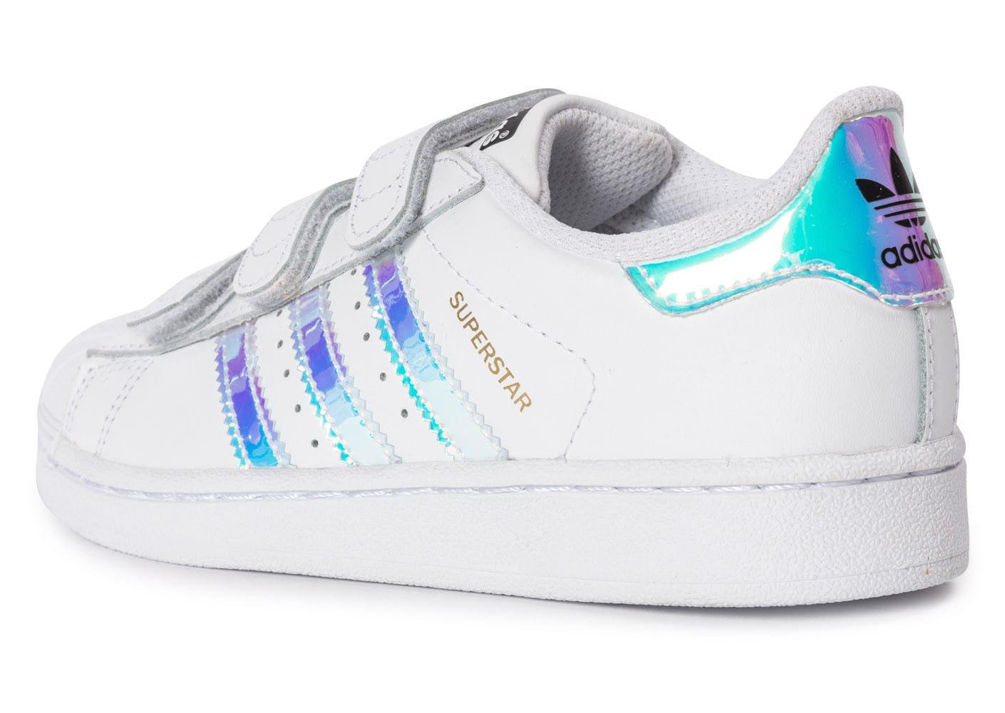 adidas superstar femme brillante superstar blanche brillante