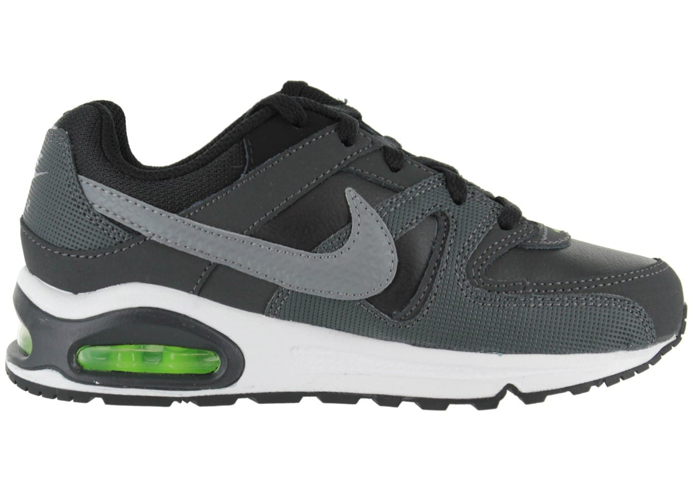 nike air max command enfant grise chaussures chaussures chausport. Black Bedroom Furniture Sets. Home Design Ideas
