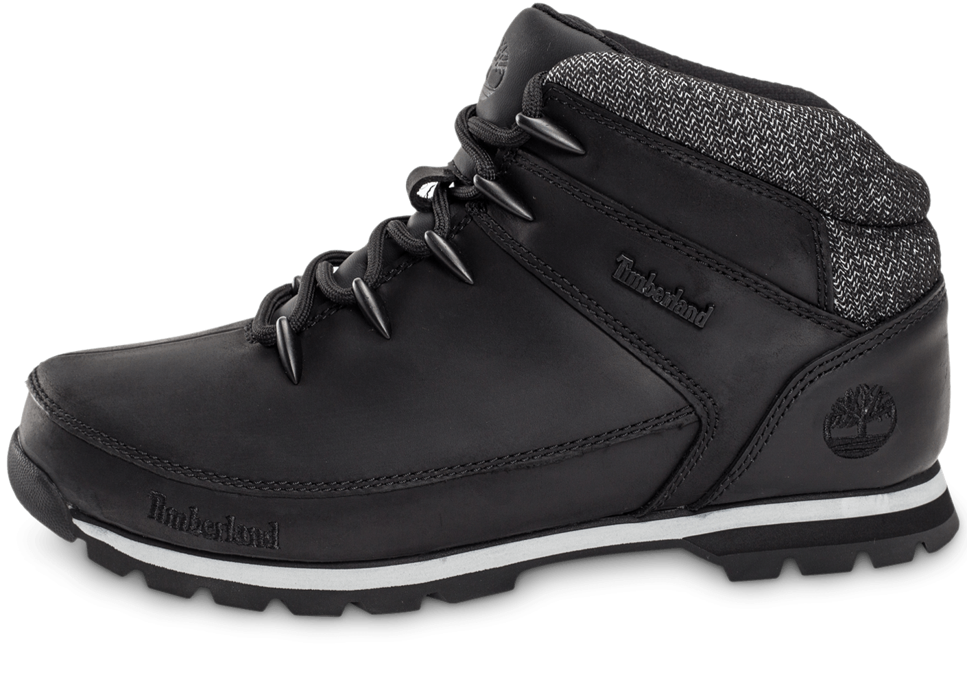timberland euro sprint hiker noire chaussures homme chausport. Black Bedroom Furniture Sets. Home Design Ideas