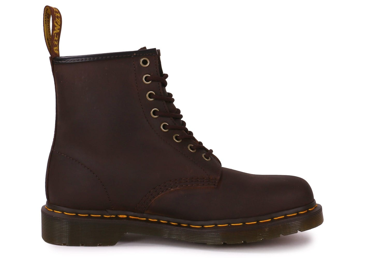 dr martens 1460 crazy horse chaussures homme chausport. Black Bedroom Furniture Sets. Home Design Ideas
