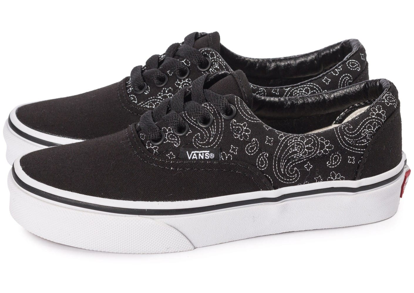 vans era bandana enfant noire chaussures chaussures chausport. Black Bedroom Furniture Sets. Home Design Ideas