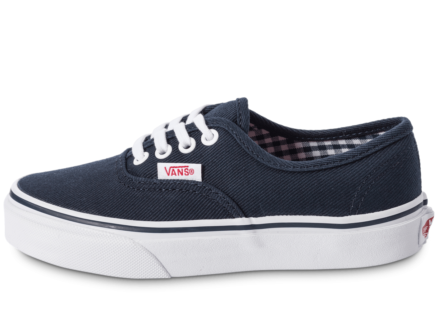 vans authentic enfant bleu marine chaussures chaussures chausport. Black Bedroom Furniture Sets. Home Design Ideas