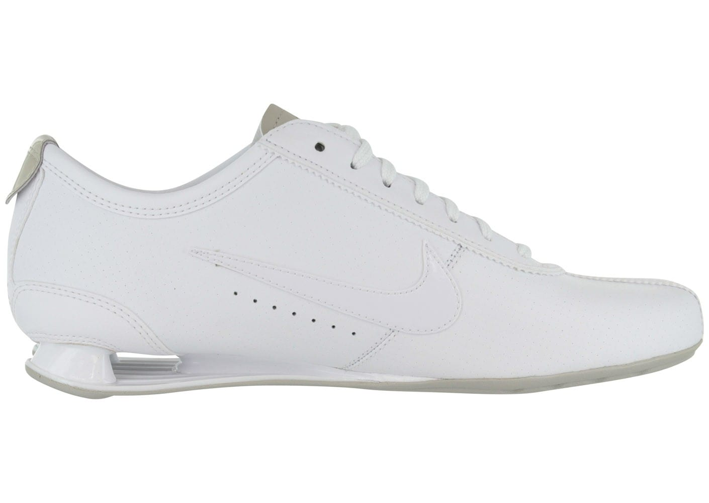 Nike Shox Rivalry Homme Blanche