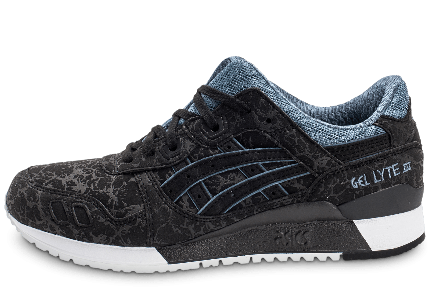 asics gel lyte 3 noir et bleu. Black Bedroom Furniture Sets. Home Design Ideas