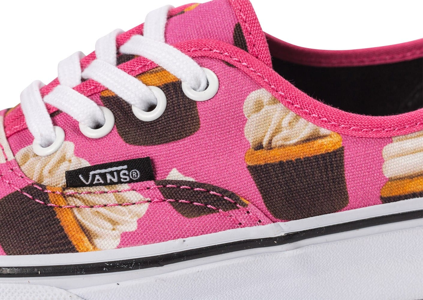 vans authentic enfant cupcake chaussures toutes les baskets sold es chausport. Black Bedroom Furniture Sets. Home Design Ideas