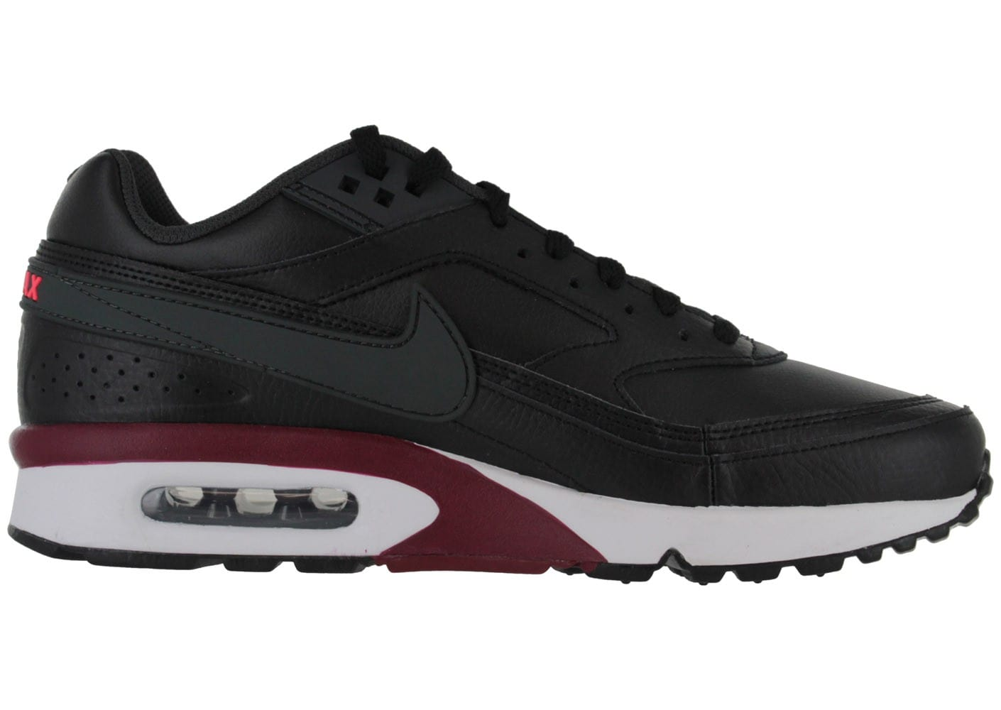 nike air max bw noir chaussures homme chausport. Black Bedroom Furniture Sets. Home Design Ideas