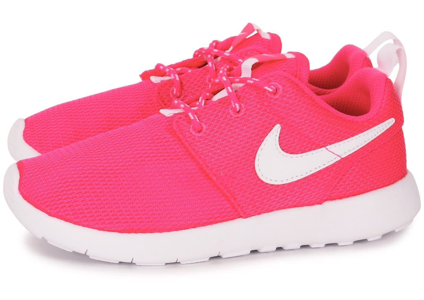 rosh run rose et blanc