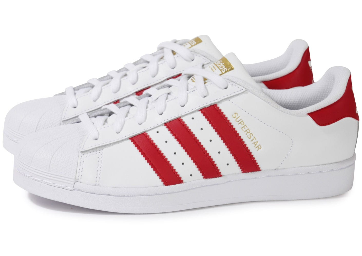 Adidas All Star Rouge