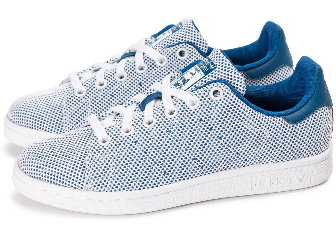 huge discount ffeac 5e572 adidas stan smith homme bleu,adidas Stan Smith Adicolor bleu Chaussures  Homme Chausport