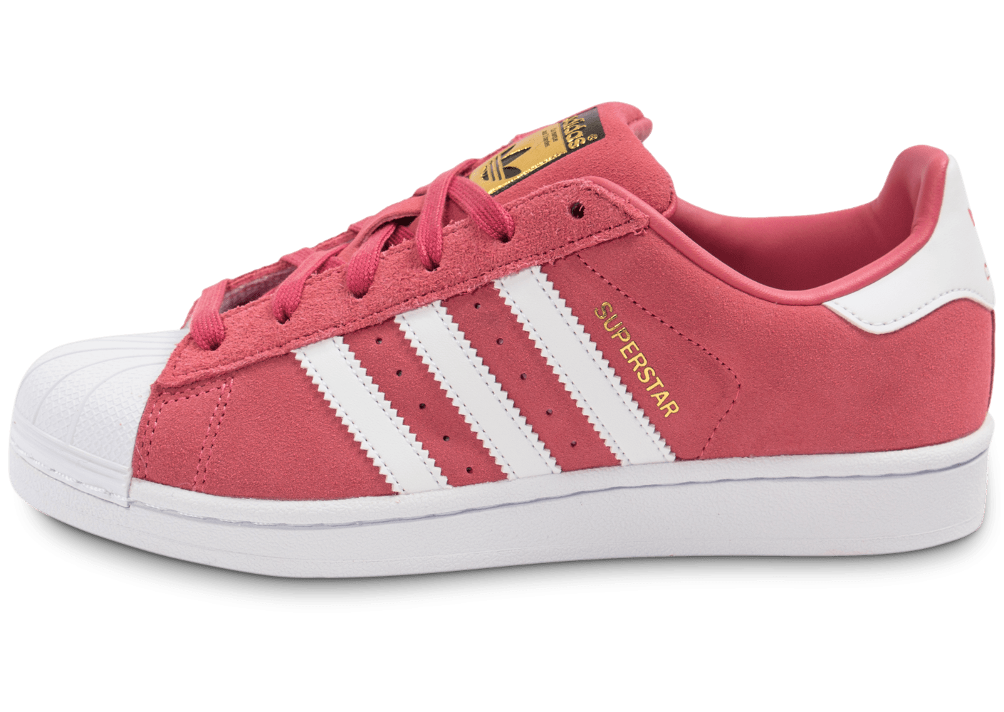 Superstar Pale Daim Rose Adidas Adidas Superstar DIWE92YH