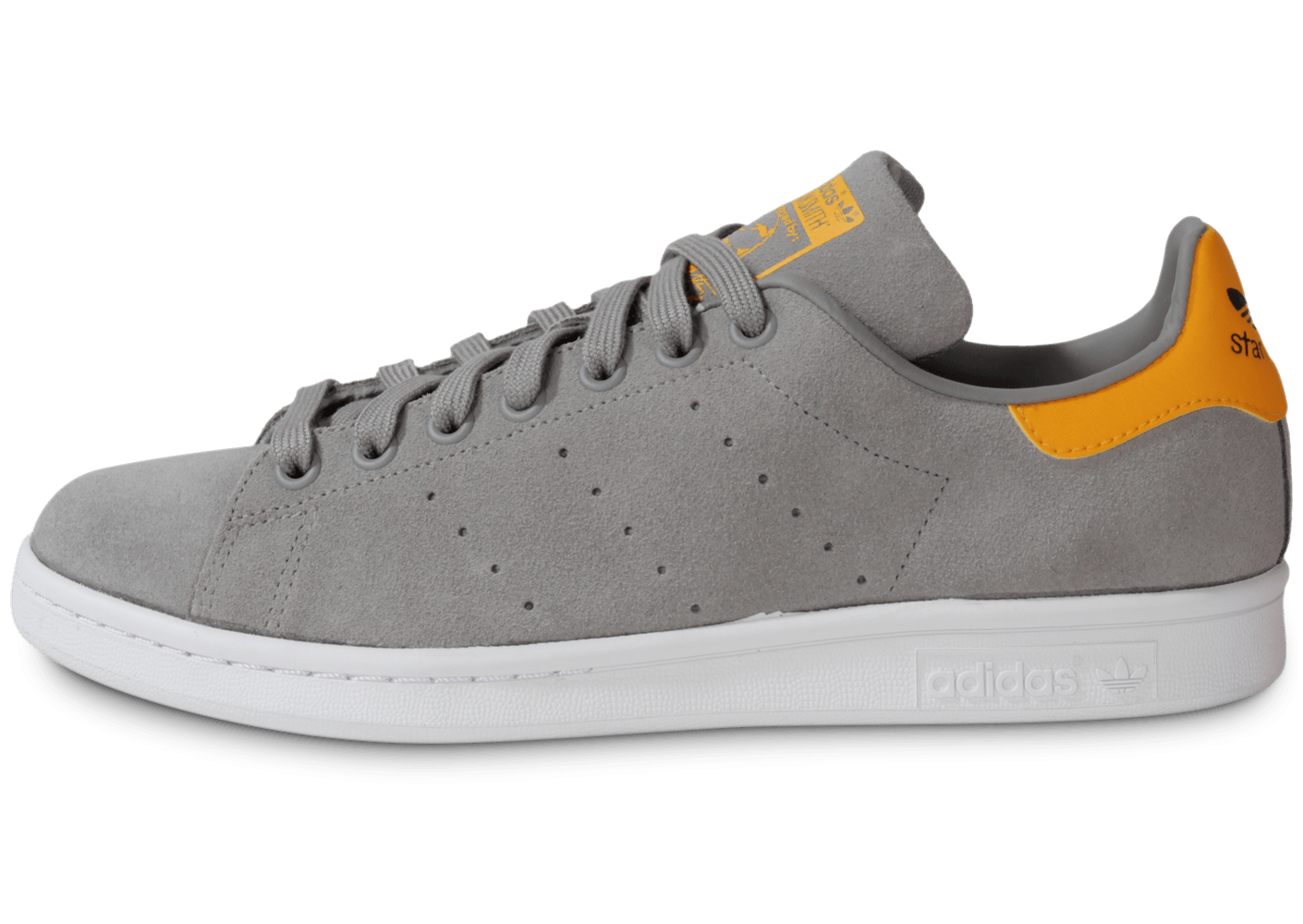 adidas stan smith grise gold chaussures homme chausport. Black Bedroom Furniture Sets. Home Design Ideas