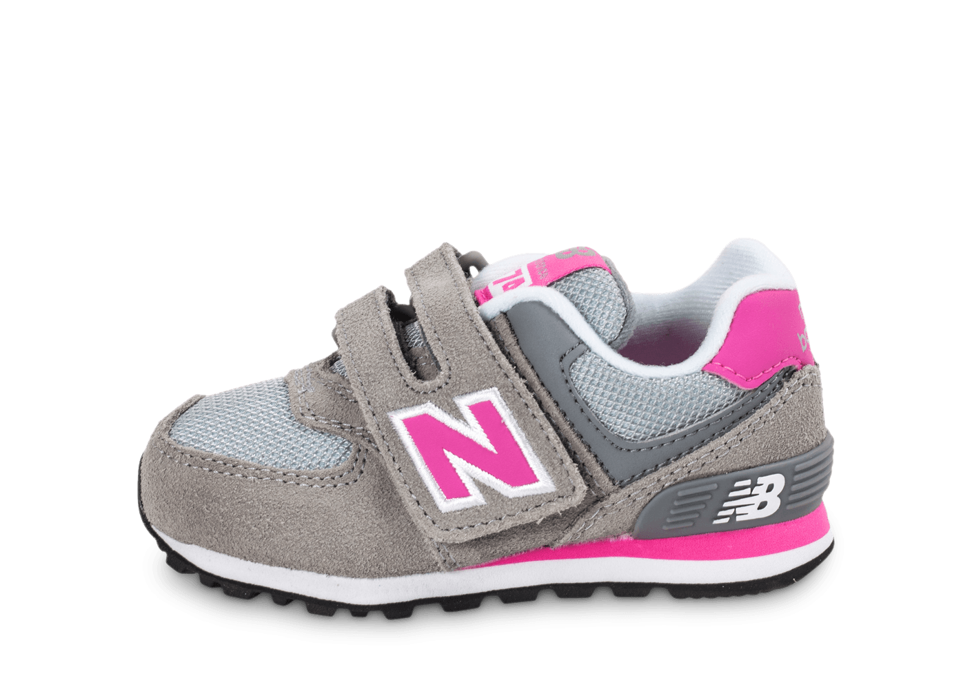 new balance rose fille