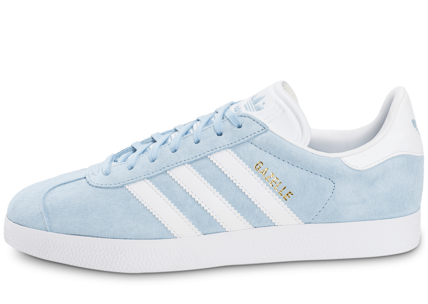adidas gazelle bleu ciel chaussures homme chausport. Black Bedroom Furniture Sets. Home Design Ideas