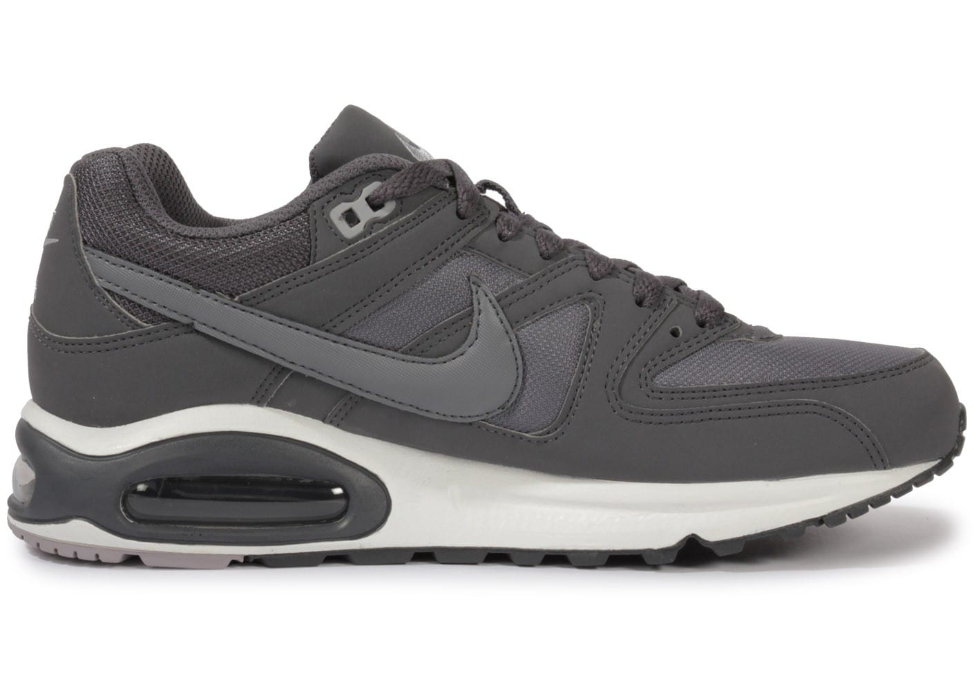 nike air max command grise chaussures homme chausport. Black Bedroom Furniture Sets. Home Design Ideas
