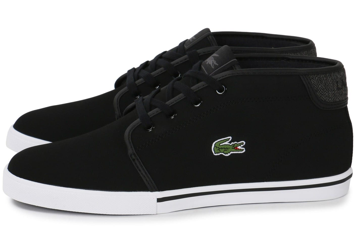 b82419cf4e chaussure lacoste ampthill,Homme Baskets Montantes Lacoste Chaussure ...