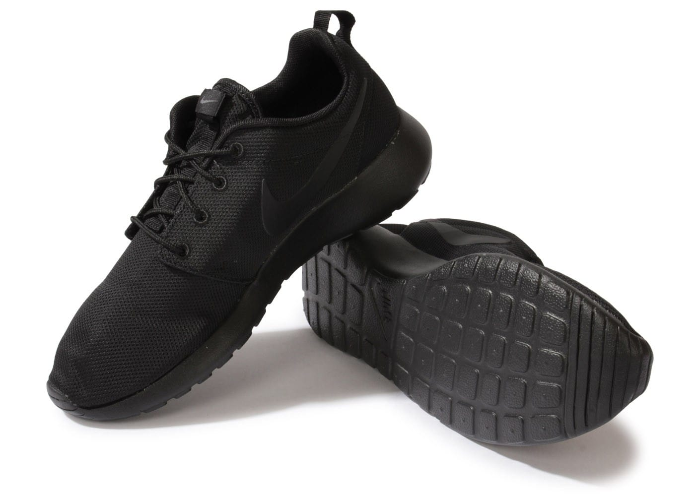 iutto nike roshe run noir