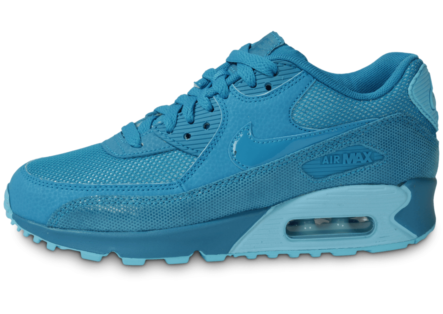 nike air max 90 premium light blue chaussures chaussures chausport. Black Bedroom Furniture Sets. Home Design Ideas