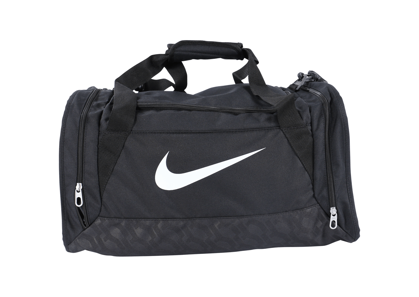 nike sac de sport brasilia noir 50 sur le 2e article chausport. Black Bedroom Furniture Sets. Home Design Ideas