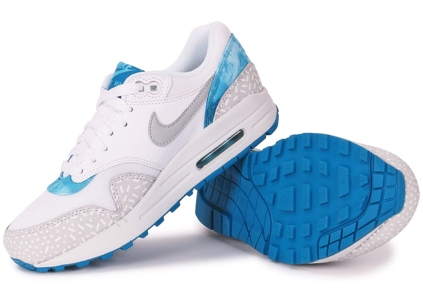 Chaussures Nike Bleu Turquoise
