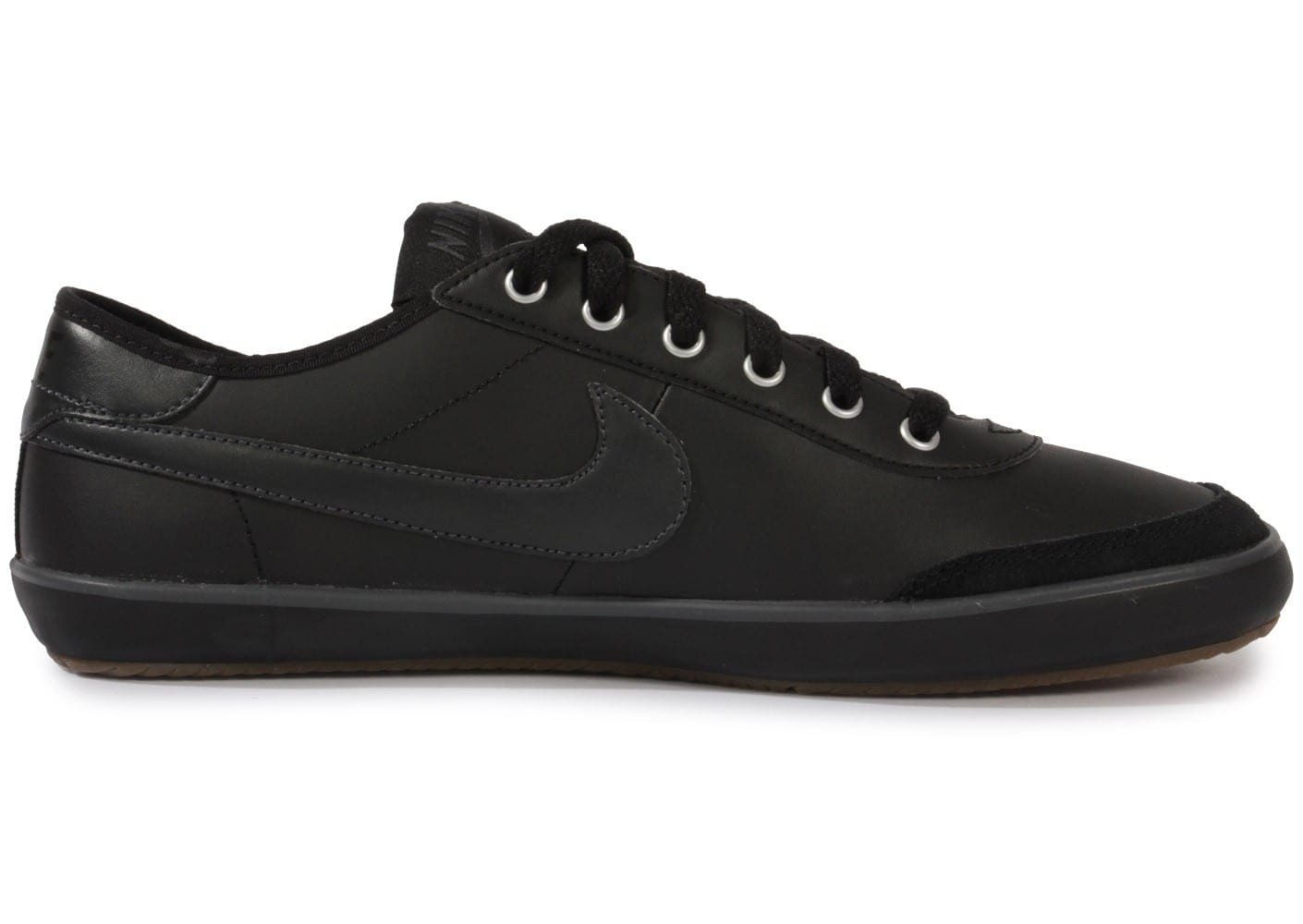 Chaussures Nike SWEEPER NOIRE vue dessous