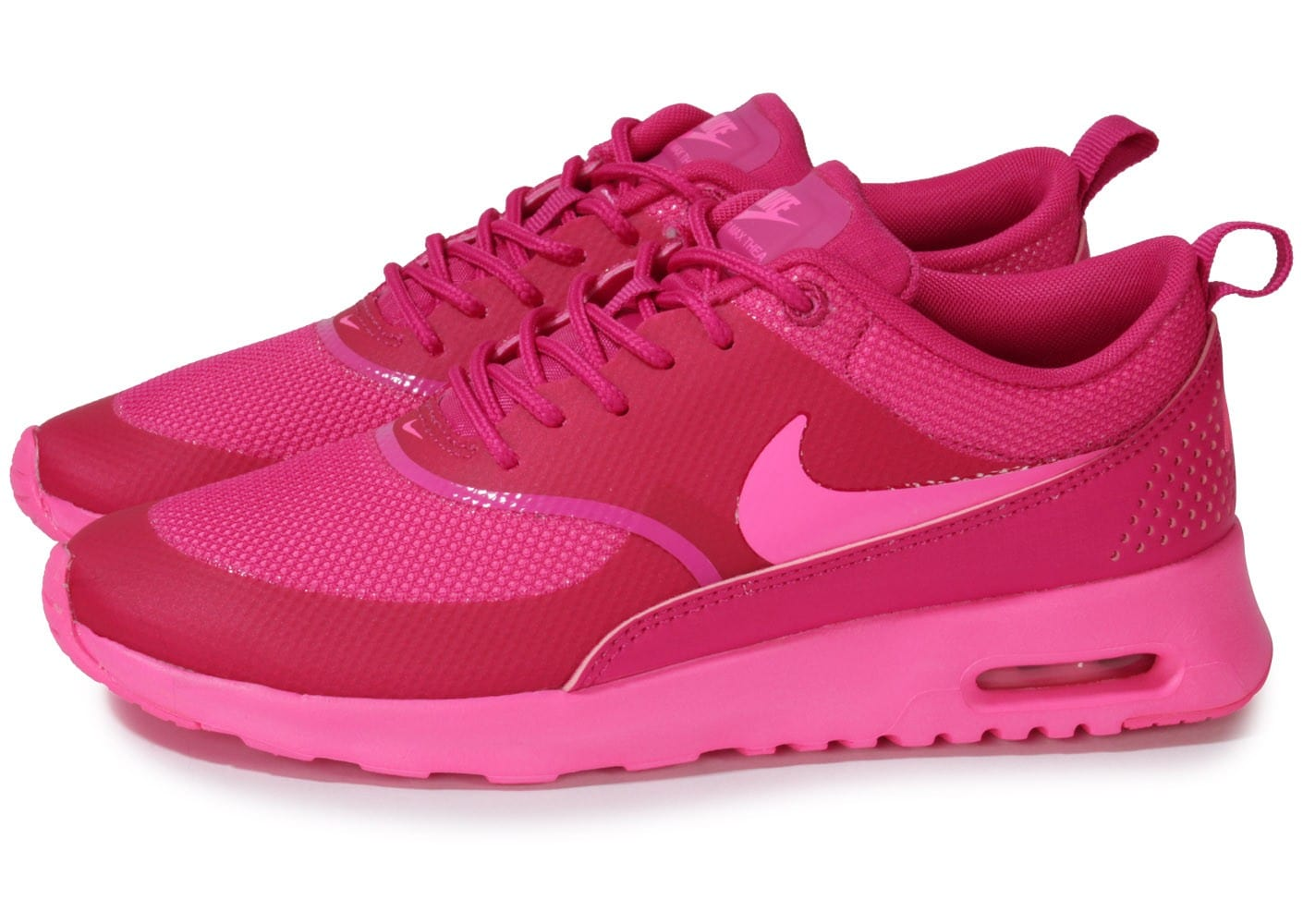 nike thea rose et blanche - Rose Et Blanche