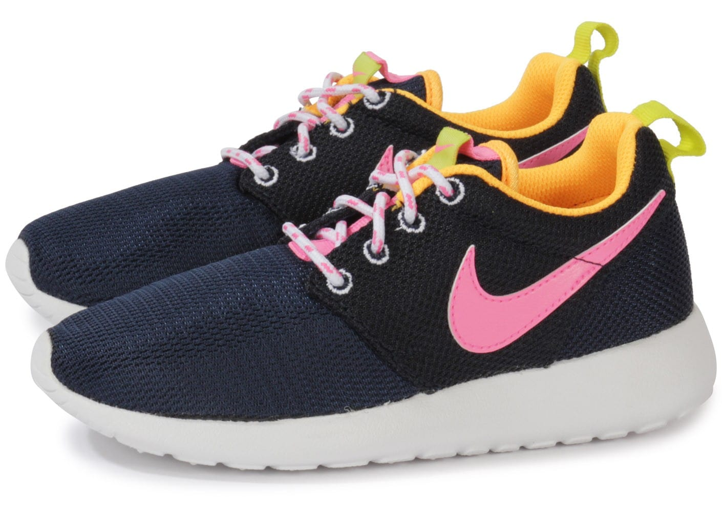 pretty nice 5bf01 c4587 nike roshe run enfant bleu