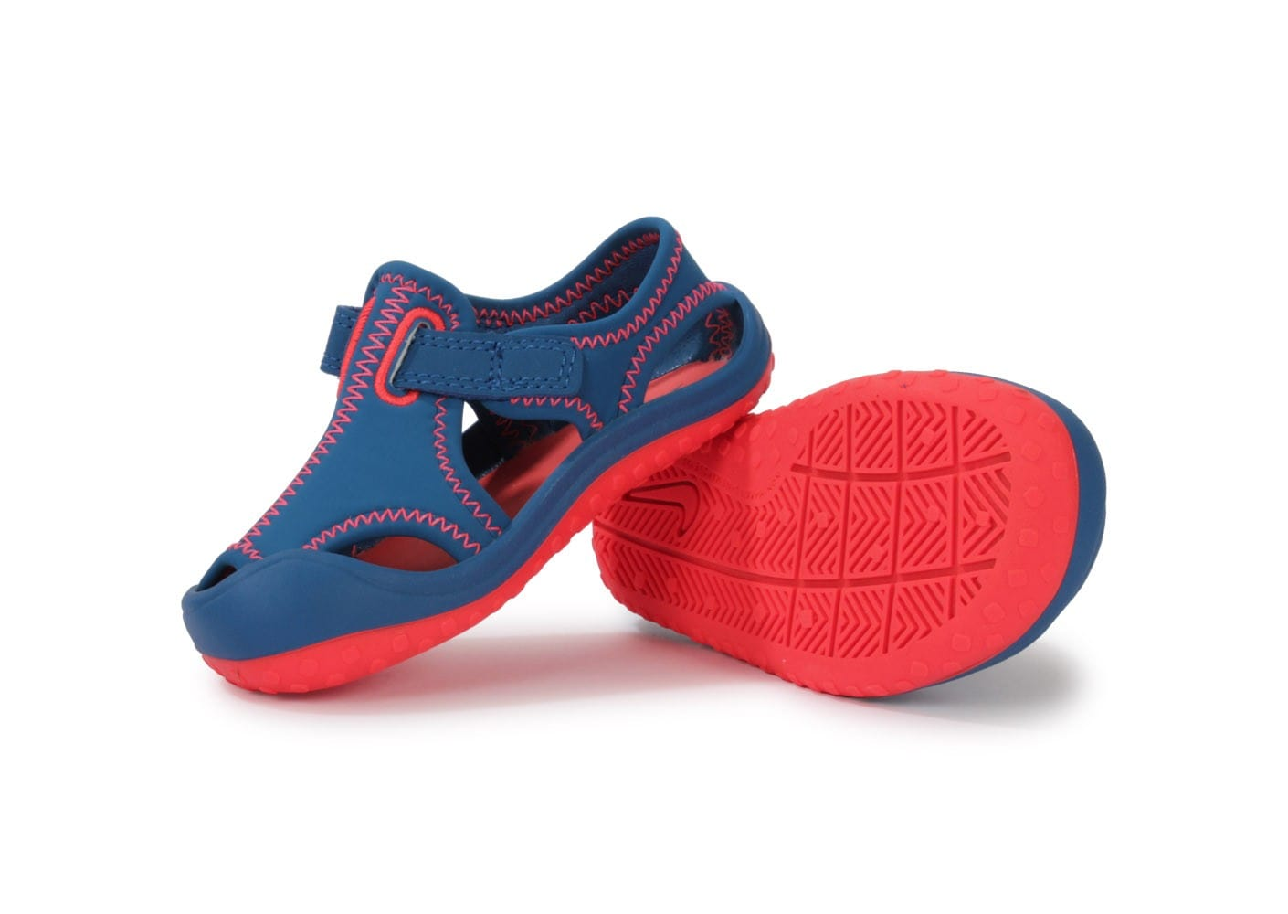 nike sunray protect b b bleue chaussures chaussures chausport. Black Bedroom Furniture Sets. Home Design Ideas