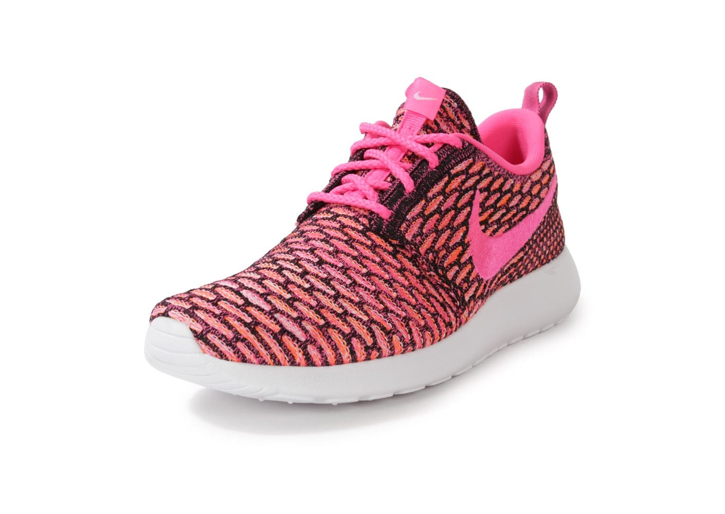 nike roshe run baskets rose