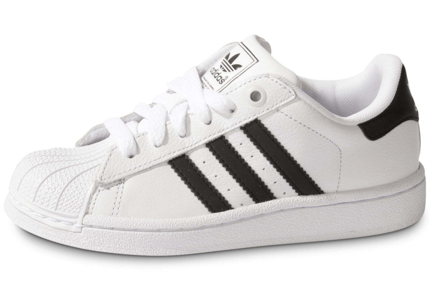 adidas superstar 2 enfant blanche chaussures adidas chausport. Black Bedroom Furniture Sets. Home Design Ideas