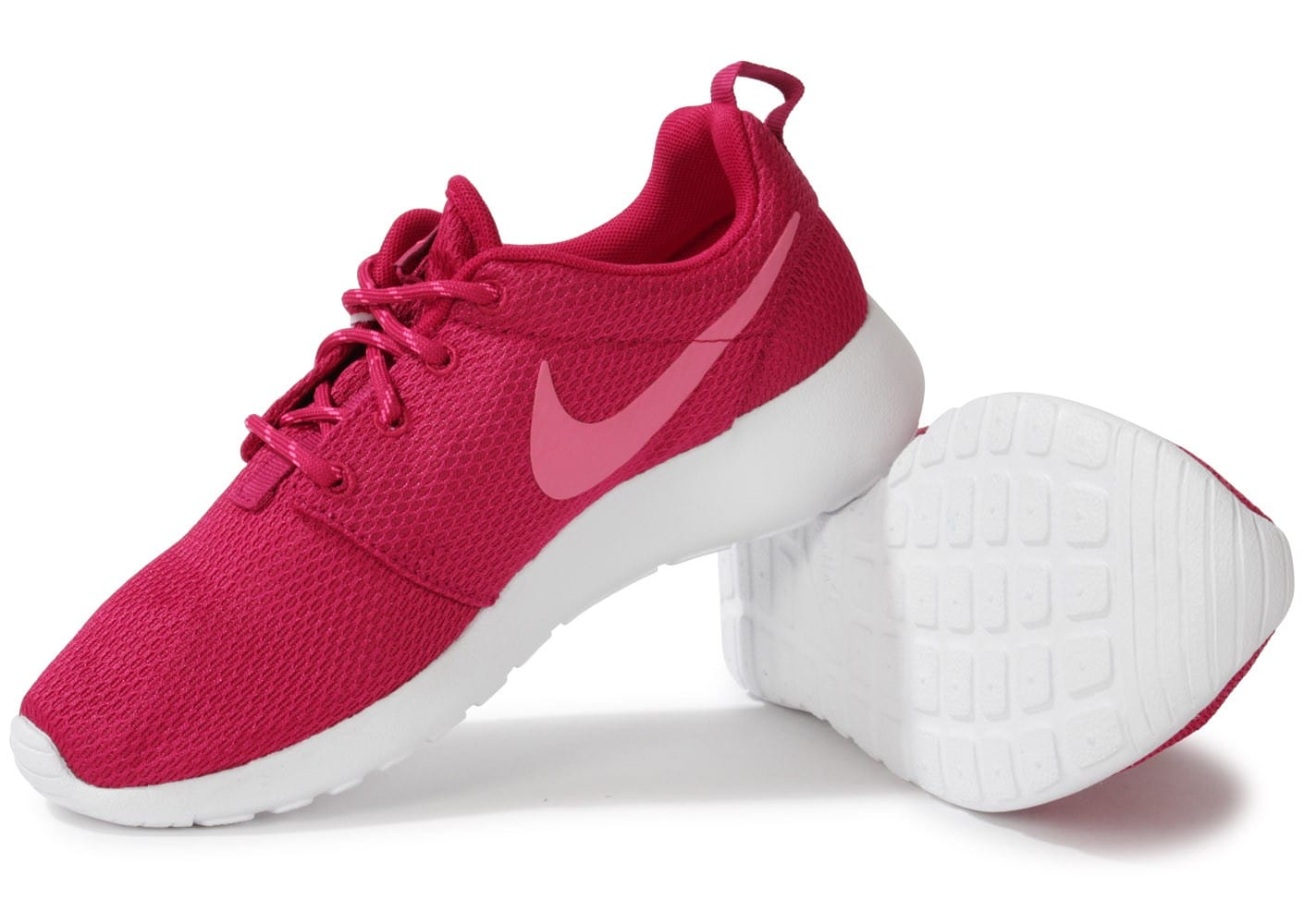 nike roshe run rose chaussures chaussures chausport. Black Bedroom Furniture Sets. Home Design Ideas
