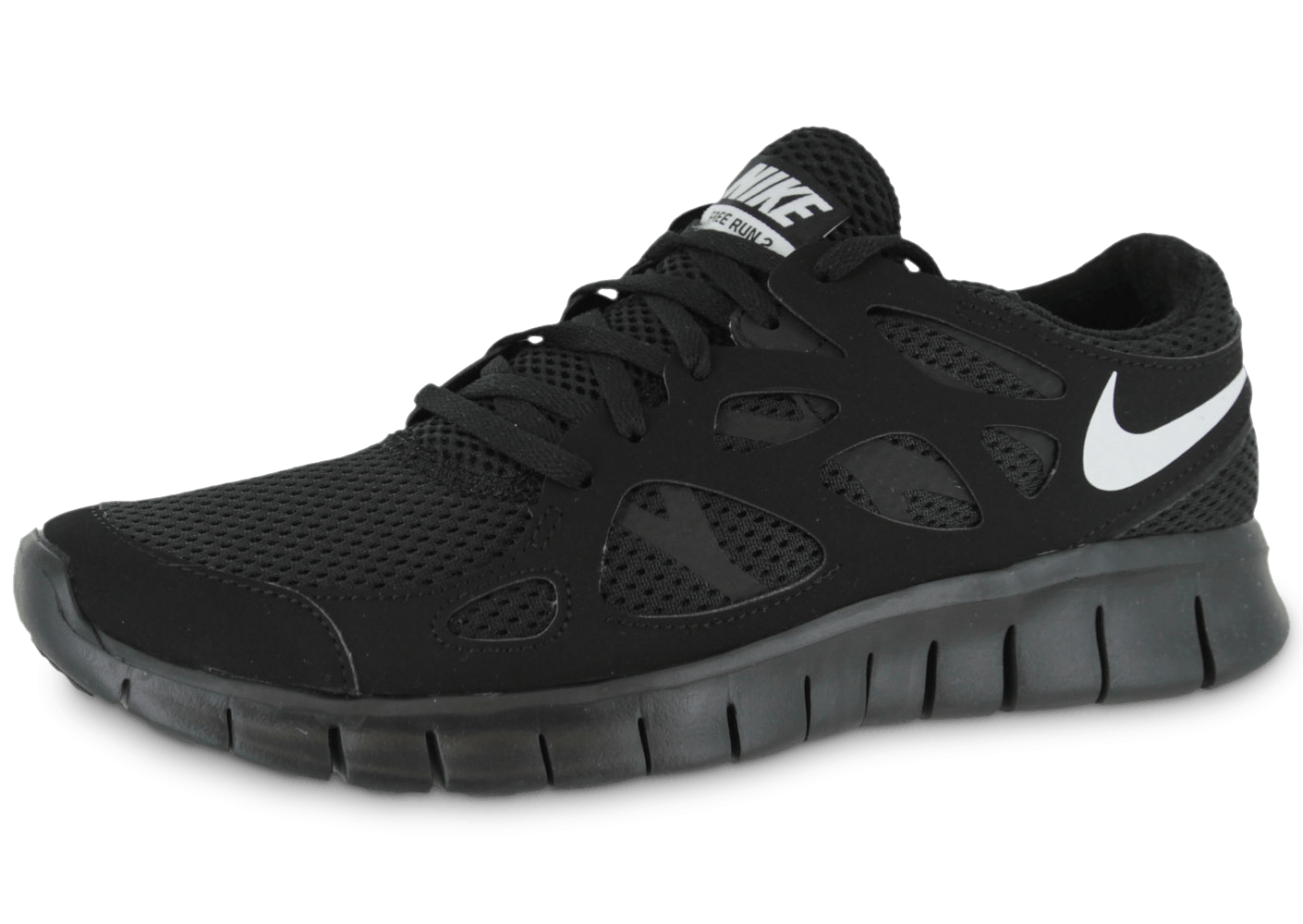 nike free run 2 noir chaussures homme chausport. Black Bedroom Furniture Sets. Home Design Ideas