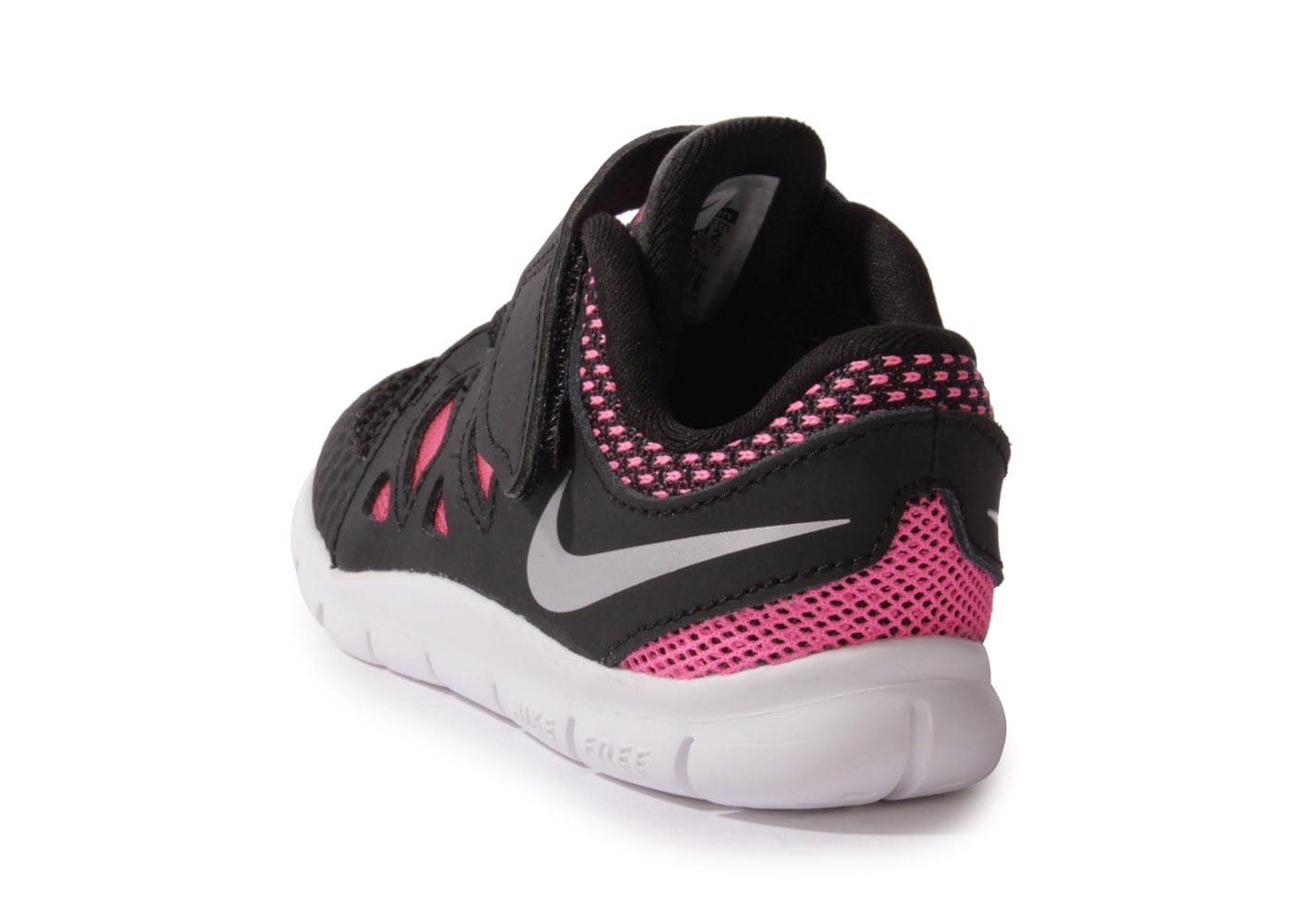 cheap for discount eec23 ff798 ... chaussures nike free 5 0 bebe noire vue arriere