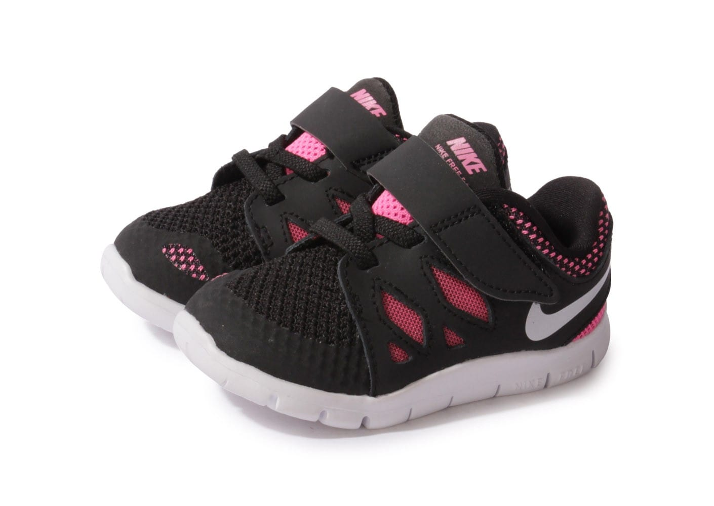 nike free 5 0 b b noire chaussures chaussures chausport. Black Bedroom Furniture Sets. Home Design Ideas