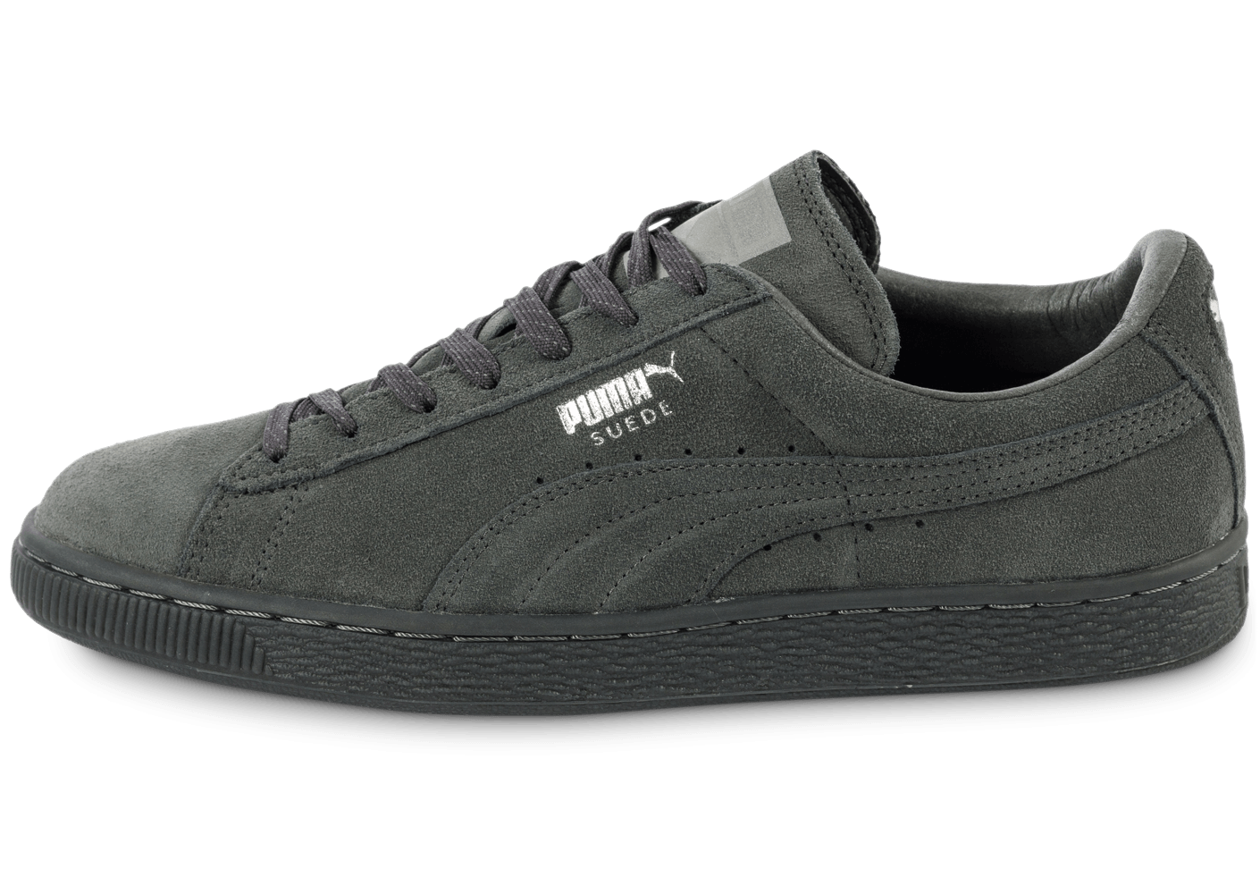 puma suede classic ref iced grise chaussures homme chausport. Black Bedroom Furniture Sets. Home Design Ideas