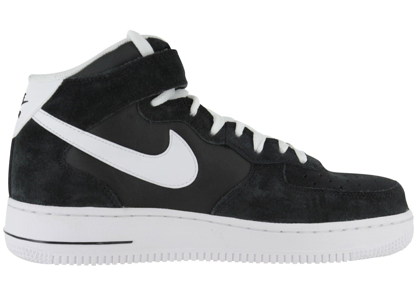 nike air force one noir et blanche