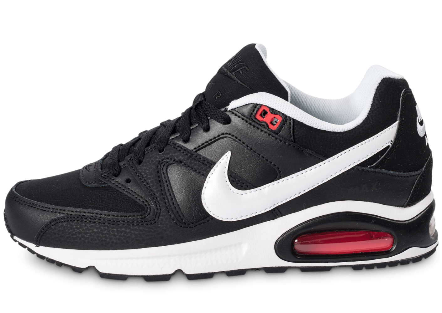 nike air max command noire et blanche chaussures homme. Black Bedroom Furniture Sets. Home Design Ideas