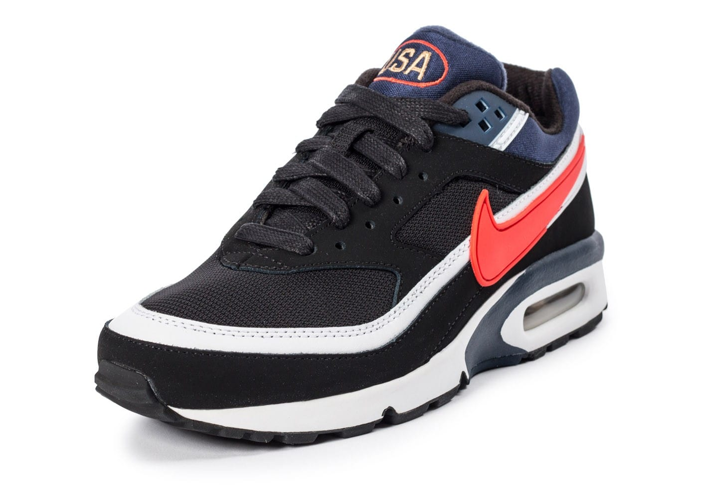 Chaussures Nike Air Max BW Olympic USA vue avant