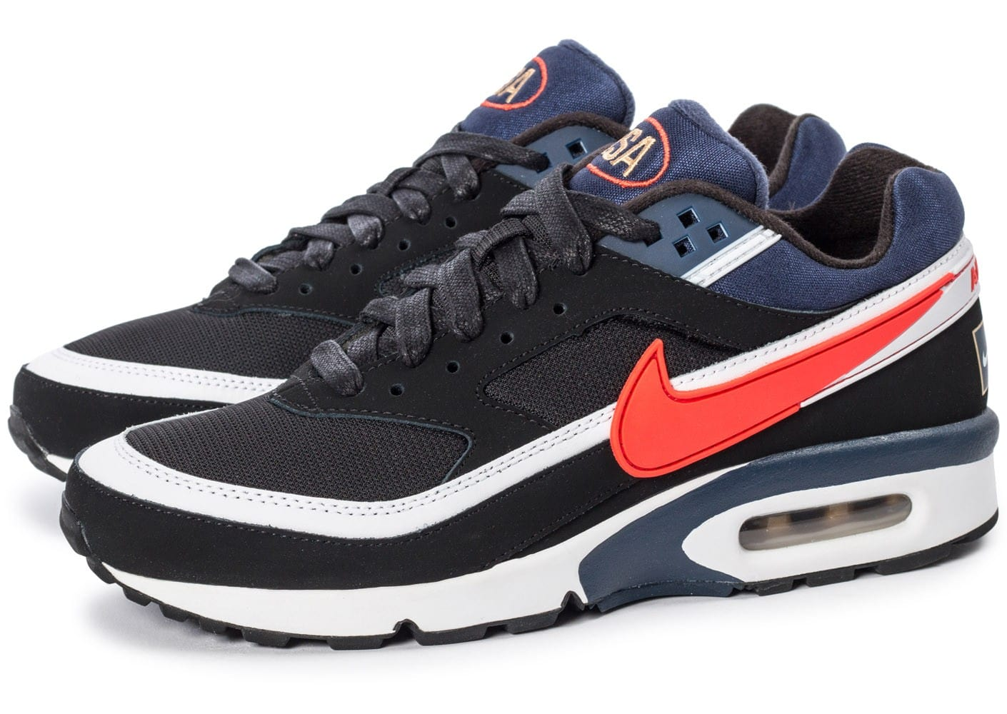 nike air max bw olympic usa chaussures homme chausport. Black Bedroom Furniture Sets. Home Design Ideas