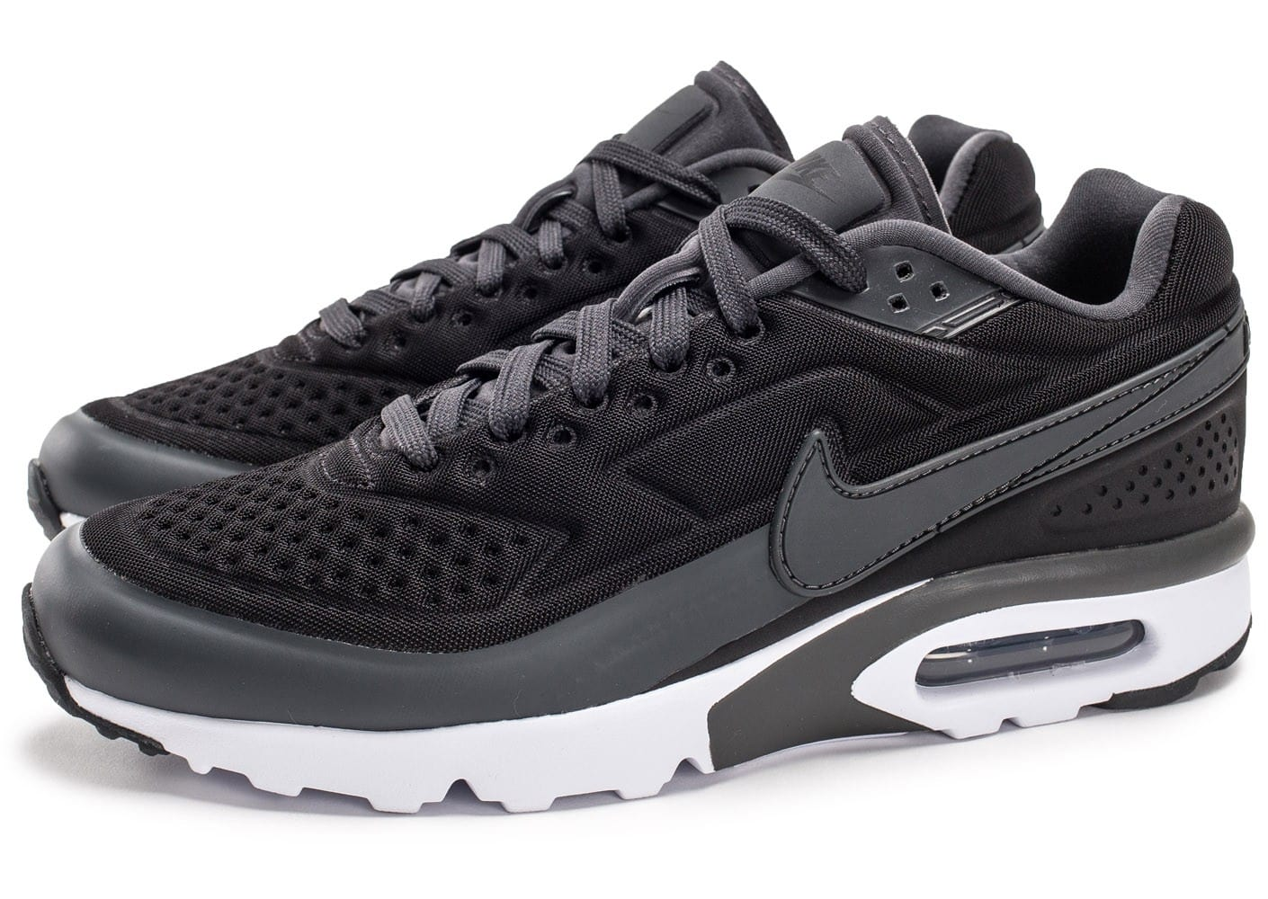 nike air max bw ultra noir anthracite chaussures homme chausport. Black Bedroom Furniture Sets. Home Design Ideas