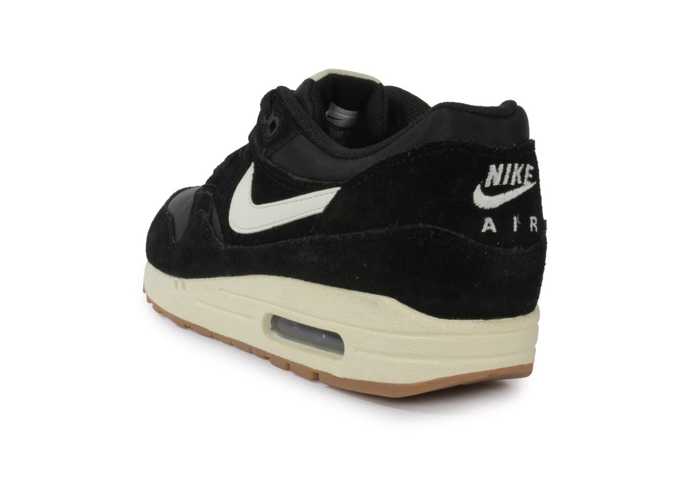 nike air max 1 essential noir nouvelles chaussures nike air. Black Bedroom Furniture Sets. Home Design Ideas