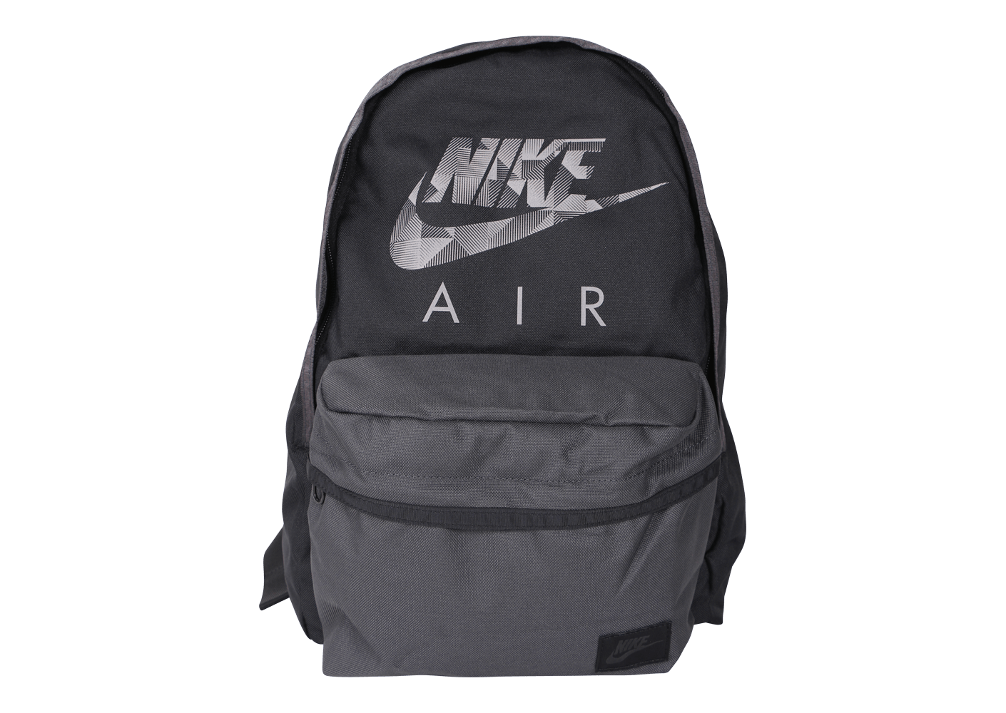 nike sac a dos nike air noir et gris sacs sacoches chausport. Black Bedroom Furniture Sets. Home Design Ideas