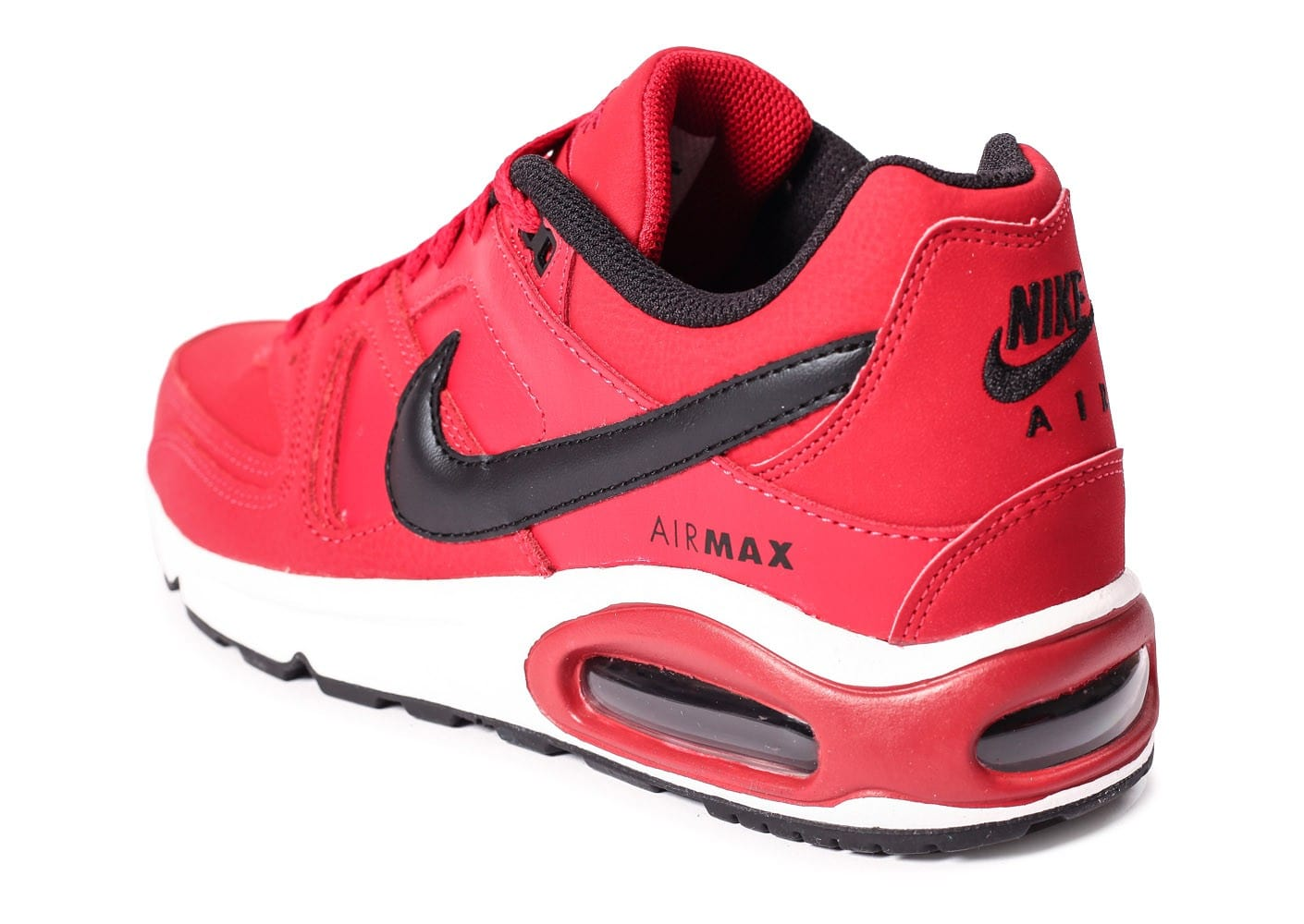 171653b1f8aa7 nike air max command leather,homme cuir textile nike air max command ...