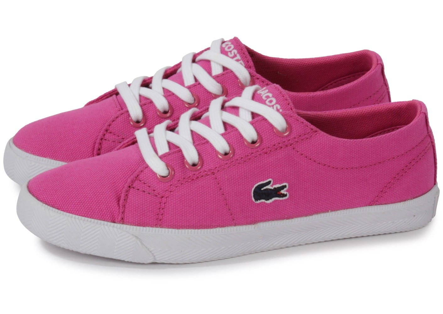 lacoste marcel enfant rose chaussures chaussures chausport. Black Bedroom Furniture Sets. Home Design Ideas