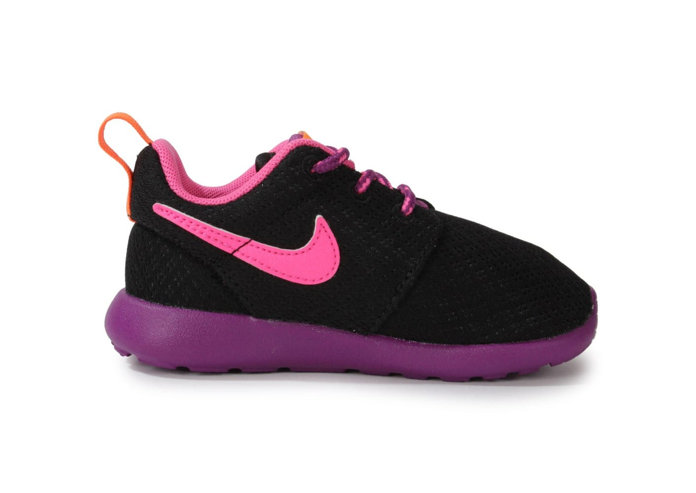 nike roshe run b b noire rose chaussures chaussures. Black Bedroom Furniture Sets. Home Design Ideas