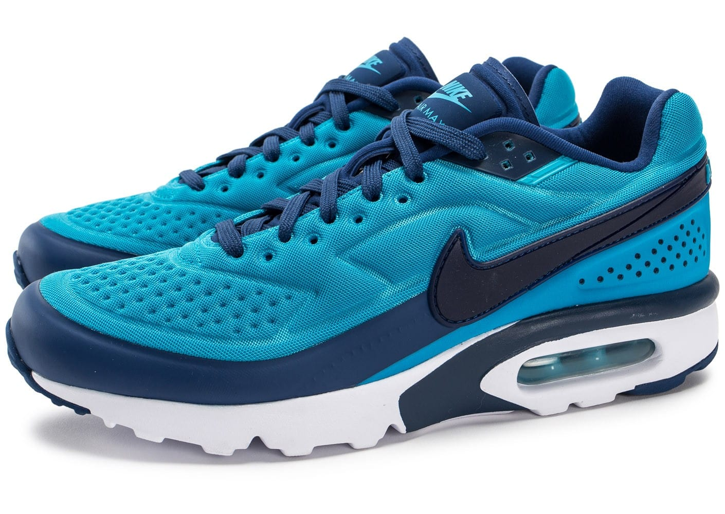 nike air max bw ultra bleu chaussures homme chausport. Black Bedroom Furniture Sets. Home Design Ideas