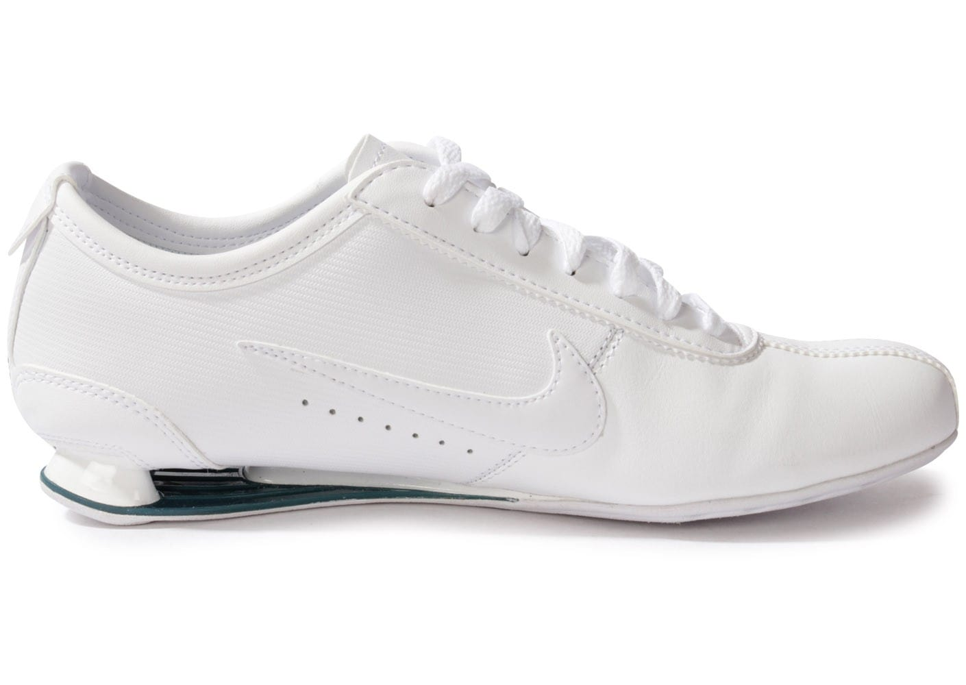 nike rivalry blanche chaussures homme chausport. Black Bedroom Furniture Sets. Home Design Ideas